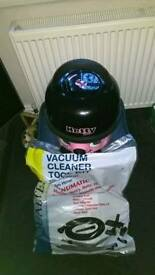 Henry Hoover with a guarantee