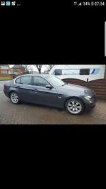 BMW 325d 3.0 SE 4 Door in Grey