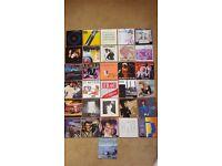 Vinyl 80s and 90s 7 inch singles