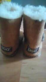 Baby ugg boots 6-12months