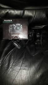 Fujifilm finepix s6800 bridge camera