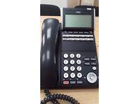 NEC DT300 Series Telephone.