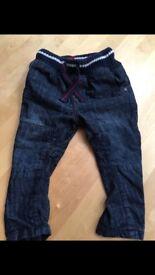 9-12 month boy Jeans