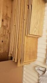 Laminate flooring medium size bedroom approx 12m^2