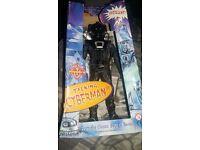 Doctor Who Talking Cyberman. unopened!