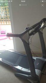 Body sculpture fully motorised treadmill