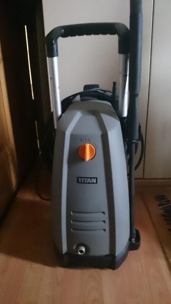 titan ttb669prw 130bar pressure washer 240v in. Black Bedroom Furniture Sets. Home Design Ideas