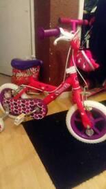 Girls bike, in brand new condition