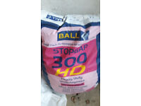 self levelling cement - 1 and 2/3 bags 1 month old 'Stop Gap'
