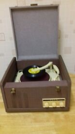 Vintage ECKO Record Player