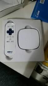 Now TV box brand new