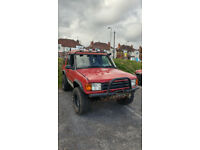 Land Rover Discovery 3 Door 300tdi 4x4 Off roader