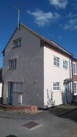 FOR SALE: SOUTHWOLD. SUPERB 3 BEDROOM PERIOD HOUSE WITH GARAGE AND PARKING