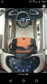BMW i8 Ride on Toy car