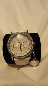D & G ladies watch