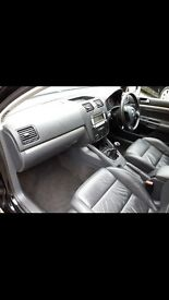 VW Golf GT Tdi 2006 Low Miles Great Condition