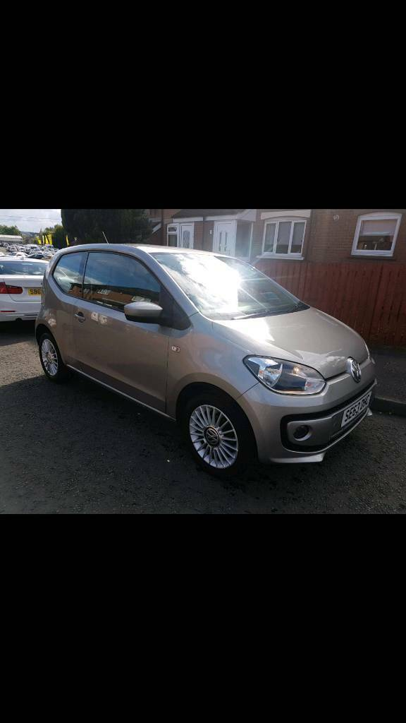 Volkswagen up 63plate ideal first car