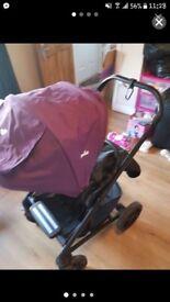 Joie push chair