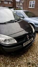 Renault scenic 1.5 diesel spares or repairs