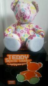BRAND NEW IN THE BOX....Teddy speaker