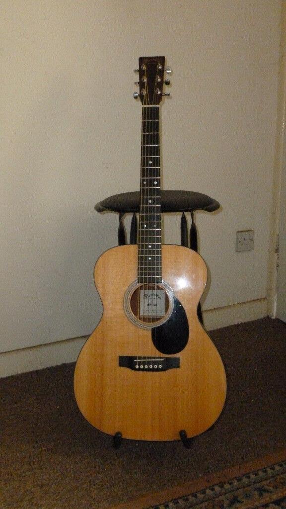 Martin OM-1 guitar