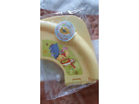FOLDABLE PORTABLE TOILET TRAVEL POTTY TRAINING SEAT