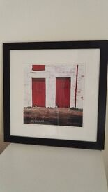 'Neighbours' by Peter Brook painting