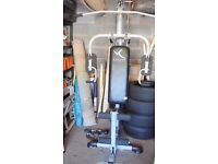 Domyos HG050 Heavy Duty Home Gym Workout Station