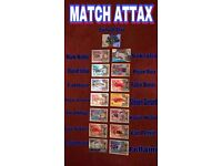 Match Attax for sale in Walthamstow