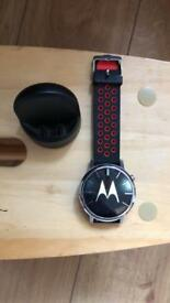 Smart watch moto 360 second gen.