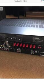 Yamaha AV Receiver model RX-V6 73
