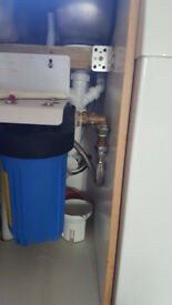 WH3 whole house water filter system