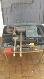 Bosch GSE11E Professional Breaker / Demolition Hammer SDS Max 1500w 110v