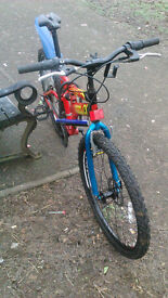bicycle , bike