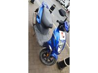 Cpi aragon 50cc moped full working condition
