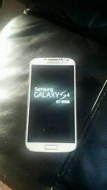 Samsung Galaxy s4 mint.boxed. unlocked