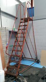 Safety ladder / stairs 13 thread