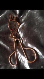 New Ted Baker rose gold eyelash curlers