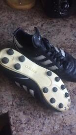 Adidas Kaiser 5 boot and F10 trainer
