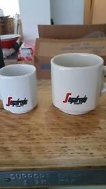 Segafredo cups