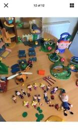 Massive bundle of Ben and Holly toys