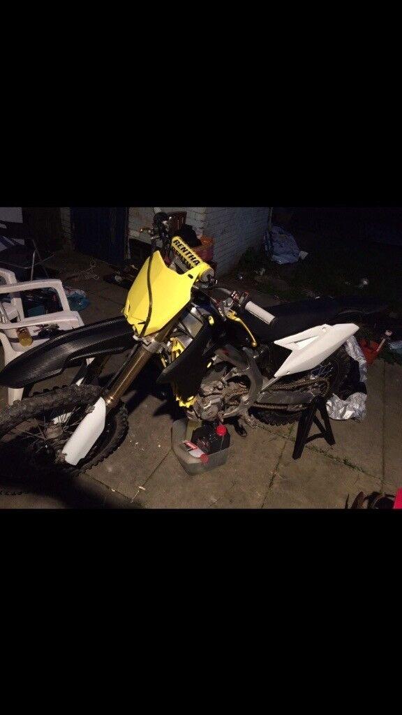RMZ 450 2012