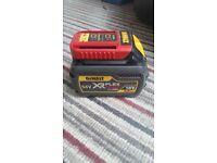 Dewalt flexvolt 6ah battery