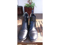 Mens Riding Boots size 44 (9.5)