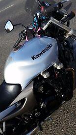 Kawasaki zr750 low milage
