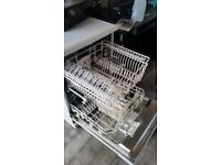 dishwasher for sale 60 v cheap 6 months old