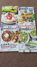 Good food Magazines bundle