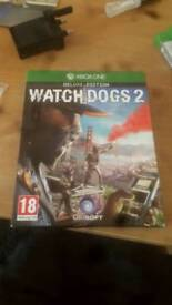 Watch dogs 2 DE Xbox one