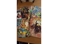 Various DC Magazines