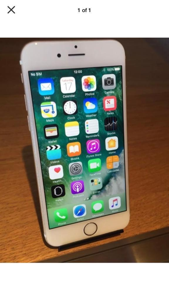 APPLE Iphone 6 16gb silver great condition EE | in Rustington, West Sussex  | Gumtree
